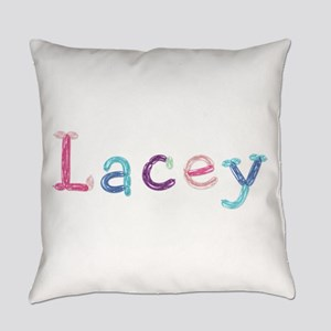 Lacey Princess Balloons Everyday Pillow