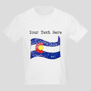 Colorado State Flag (Distressed) T-Shirt