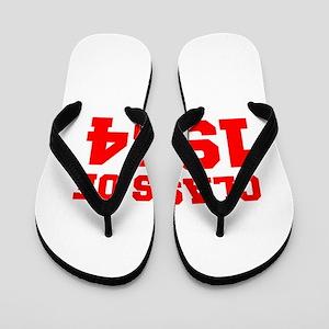 CLASS OF 1984-Fre red 300 Flip Flops