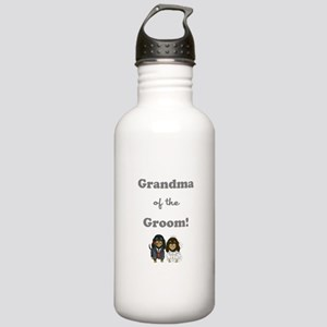 GRANDMA of the GROOM Stainless Water Bottle 1.0L