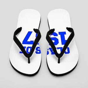 CLASS OF 1987-Fre blue 300 Flip Flops
