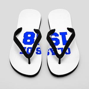 CLASS OF 1988-Fre blue 300 Flip Flops