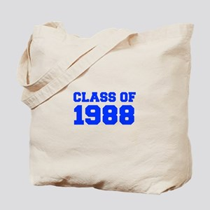 CLASS OF 1988-Fre blue 300 Tote Bag