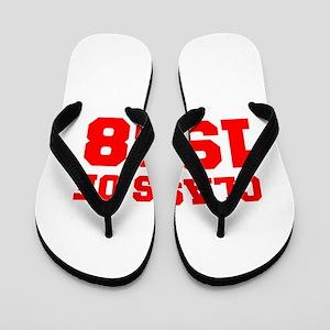 CLASS OF 1988-Fre red 300 Flip Flops