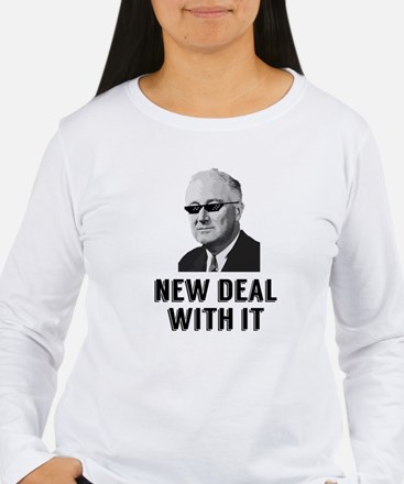 New Deal With It Long Sleeve T-Shirt