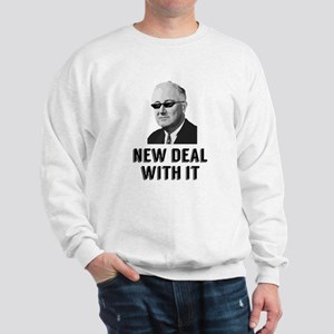 New Deal With It Sweatshirt