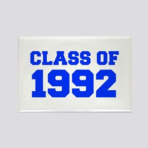CLASS OF 1992-Fre blue 300 Magnets