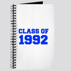 CLASS OF 1992-Fre blue 300 Journal