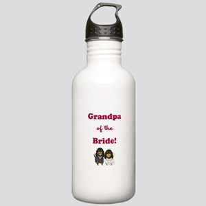GRANDPA of the BRIDE Stainless Water Bottle 1.0L