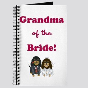 GRANDMA of the BRIDE Journal