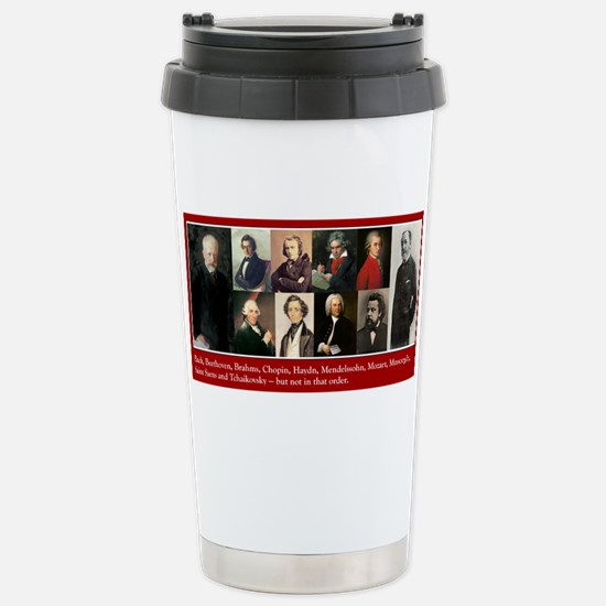 Unique Classical Travel Mug