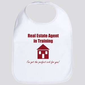 Real Estate Agent in Training Bib