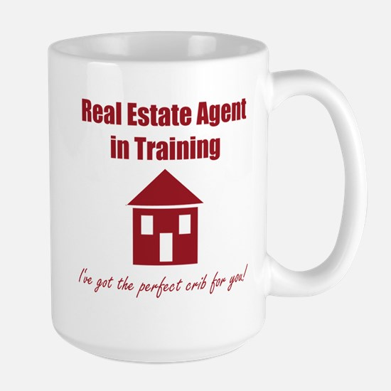 Real Estate Agent in Training Mugs