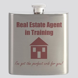 Real Estate Agent in Training Flask