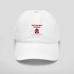 Real Estate Agent in Training Cap