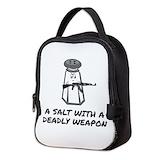 Funny sayings Neoprene Lunch Bag