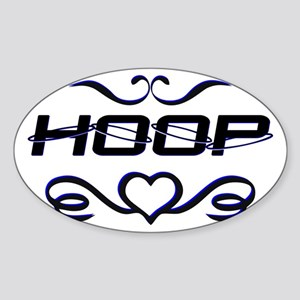 Hula Hoop - Hoop Love Sticker