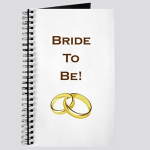 BRIDE TO BE! Journal