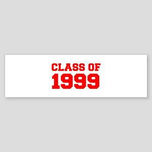 CLASS OF 1999-Fre red 300 Bumper Sticker