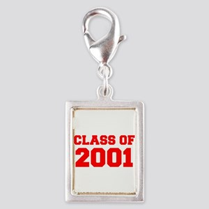 CLASS OF 2001-Fre red 300 Charms