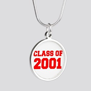 CLASS OF 2001-Fre red 300 Necklaces