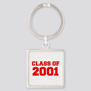CLASS OF 2001-Fre red 300 Keychains