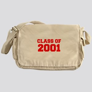 CLASS OF 2001-Fre red 300 Messenger Bag