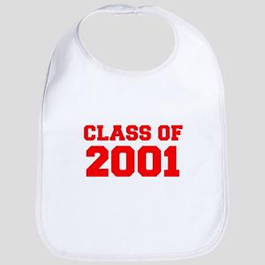 CLASS OF 2001-Fre red 300 Bib