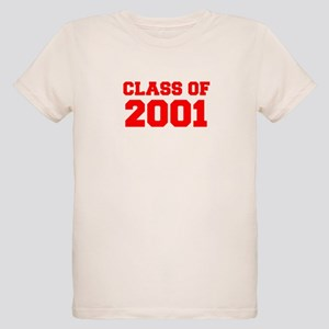 CLASS OF 2001-Fre red 300 T-Shirt