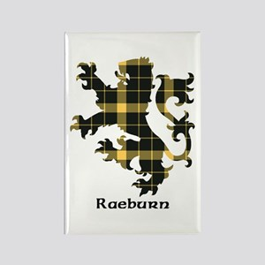 Lion-Raeburn Rectangle Magnet