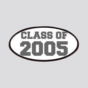 CLASS OF 2005-Fre gray 300 Patch
