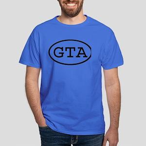 GTA Oval Dark T-Shirt
