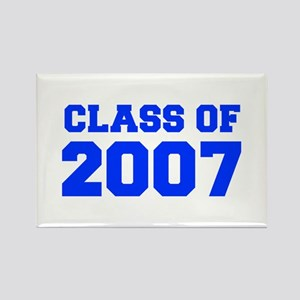 CLASS OF 2007-Fre blue 300 Magnets
