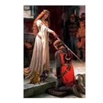 The Accolade & Dachshund Pair Postcards (Package o