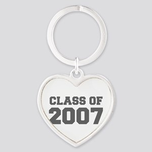 CLASS OF 2007-Fre gray 300 Keychains