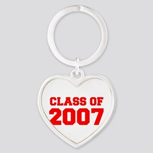 CLASS OF 2007-Fre red 300 Keychains