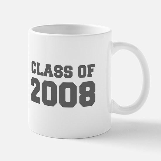 CLASS OF 2008-Fre gray 300 Mugs