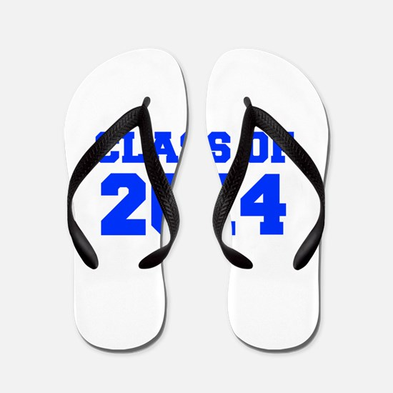 CLASS OF 2014-Fre blue 300 Flip Flops