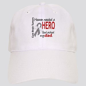 Brain Tumor HeavenNeededHero1 Cap