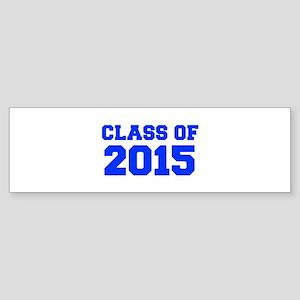 CLASS OF 2015-Fre blue 300 Bumper Sticker