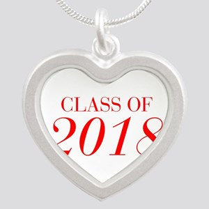 CLASS OF 2018-Bau red 501 Necklaces