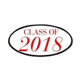 Class of 2018 Patches