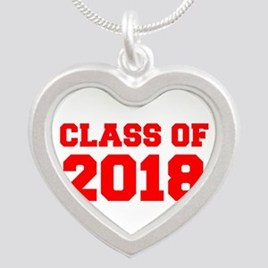 CLASS OF 2018-Fre red 300 Necklaces