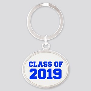 CLASS OF 2019-Fre blue 300 Keychains