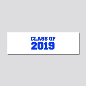 CLASS OF 2019-Fre blue 300 Car Magnet 10 x 3