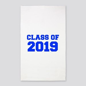 CLASS OF 2019-Fre blue 300 Area Rug