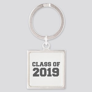 CLASS OF 2019-Fre gray 300 Keychains