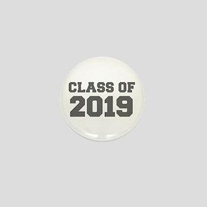 CLASS OF 2019-Fre gray 300 Mini Button