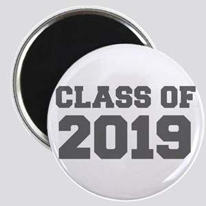 CLASS OF 2019-Fre gray 300 Magnets