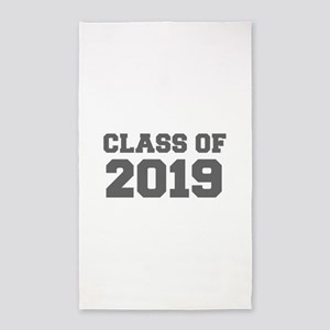 CLASS OF 2019-Fre gray 300 Area Rug